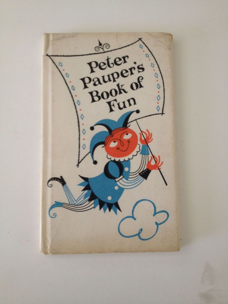 Peter Pauper's Book of Fun. Albert Eisler.