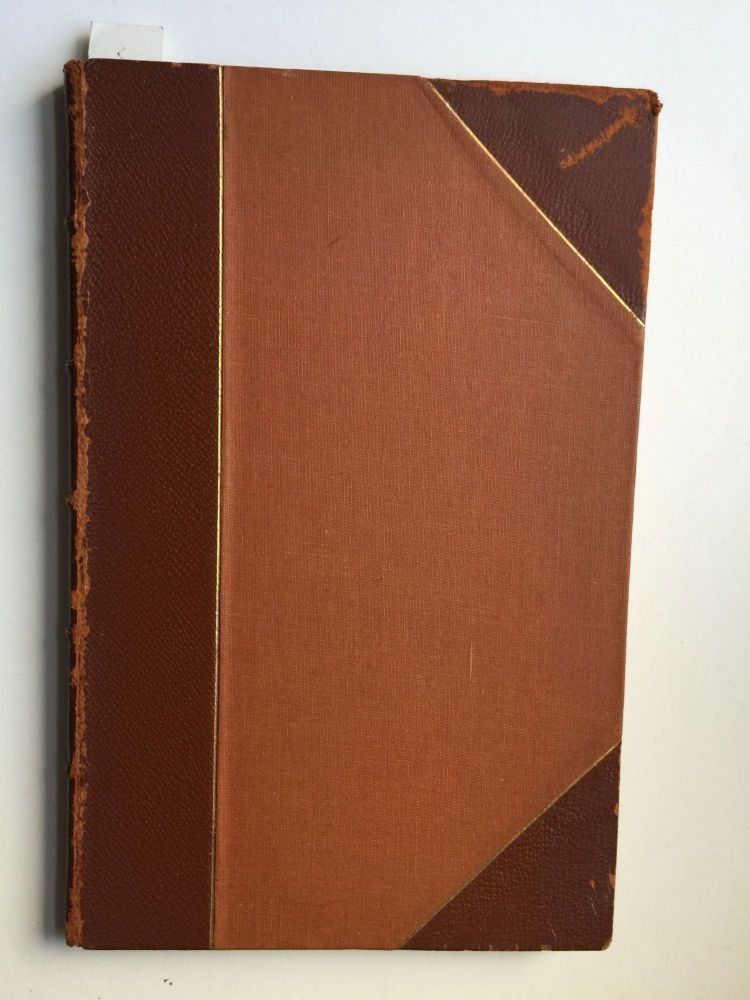 Meditations Of An Old Philosopher And Other Poems. William Edgar Cook.