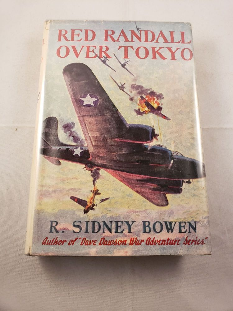 Red Randall Over Tokyo. R. Sidney Bowen.