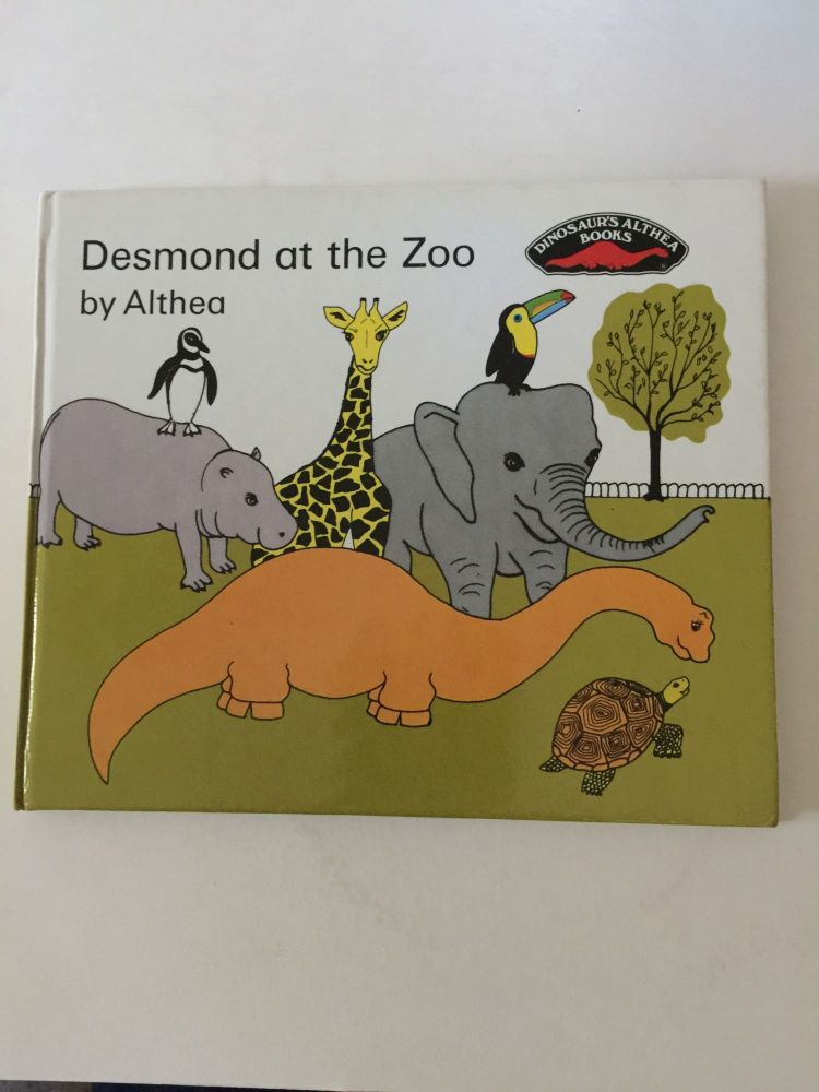 Desmond At The Zoo. Althea.