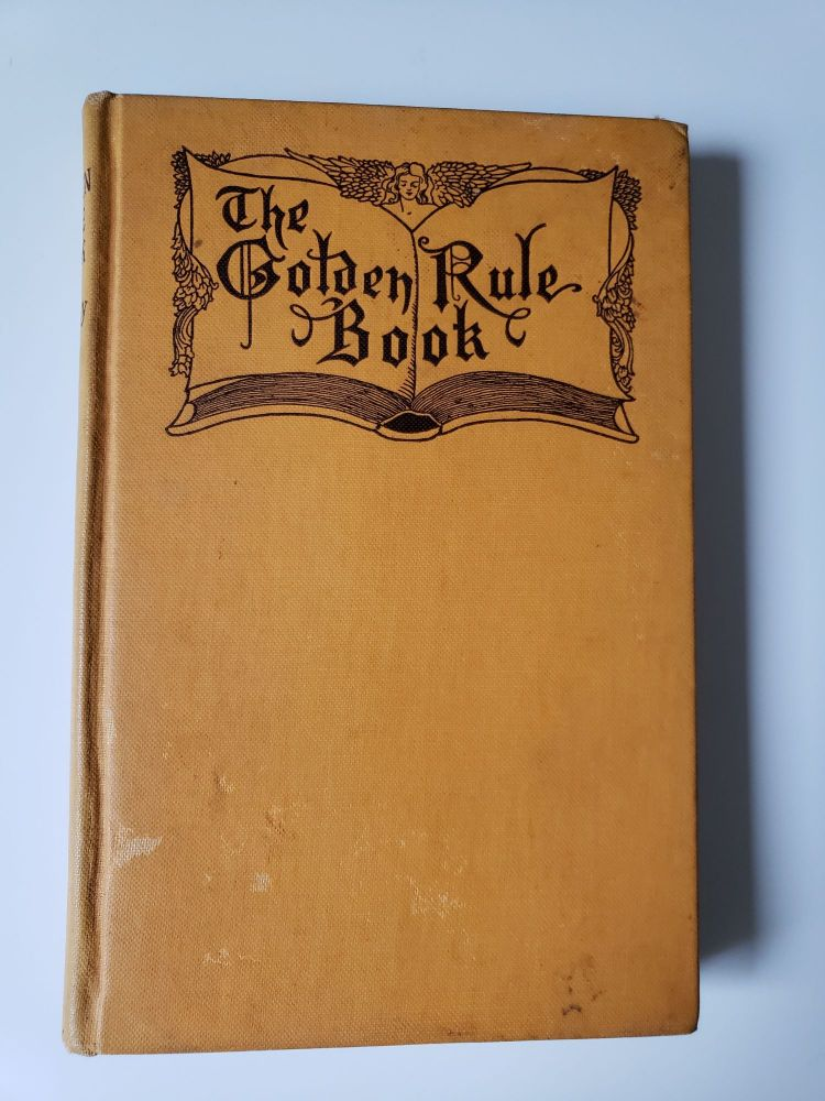 The Golden Rule Book. Charles Vickrey.