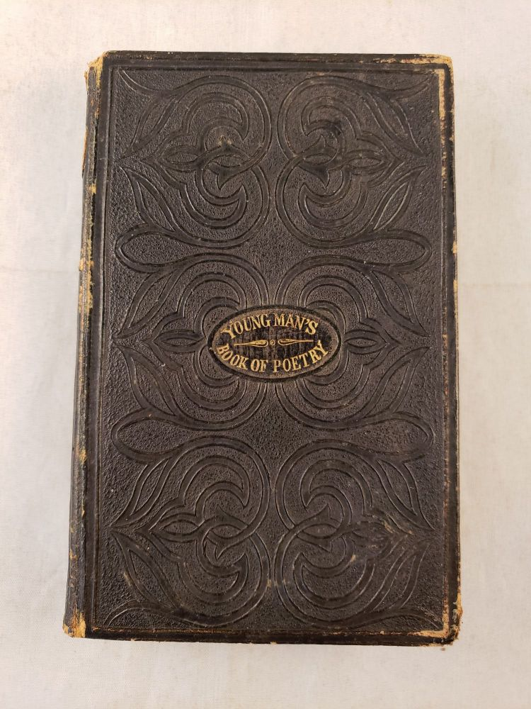 The Young Man's Book of Elegant Poetry. author of The Young Man's Own Book.