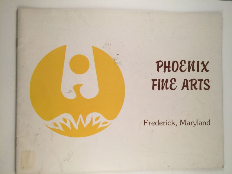 Inaugural Exhibition Artists of East Hampton: A Selection. Maryland: Phoenix Fine Arts Frederick, 1980, Nov.15 - Dec 12, Inaugural Exhibition.