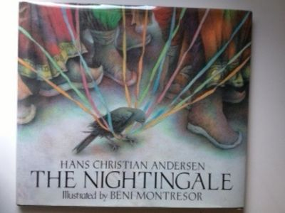 The Nightingale. Hans Christian Andersen, Beni Montresor.