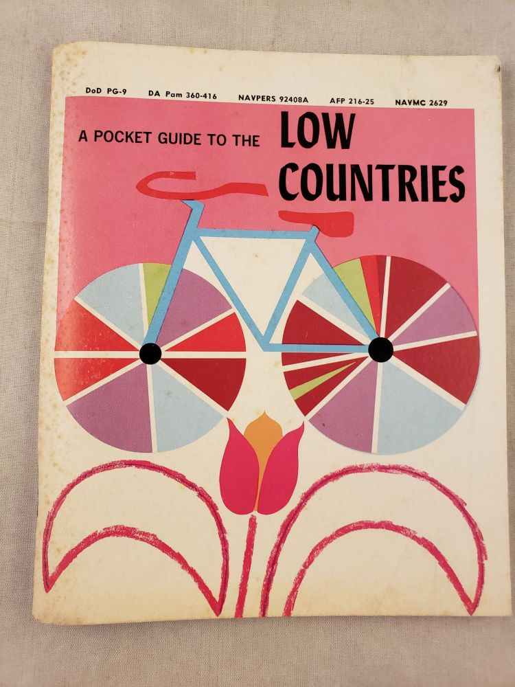 A Pocket Guide To The Low Countries. Office of Information for The Armed Forces Department of Defense.