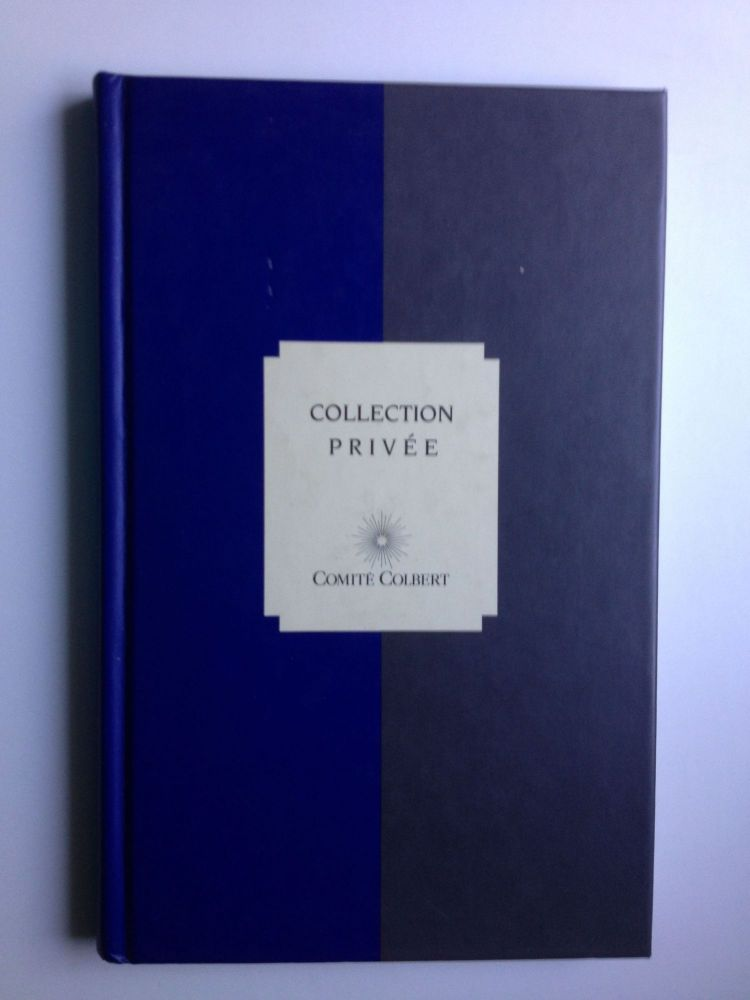 Collection Privee 73 Illustrations Des Societes Du Comite Colbert. Jean-Jacques Ably.