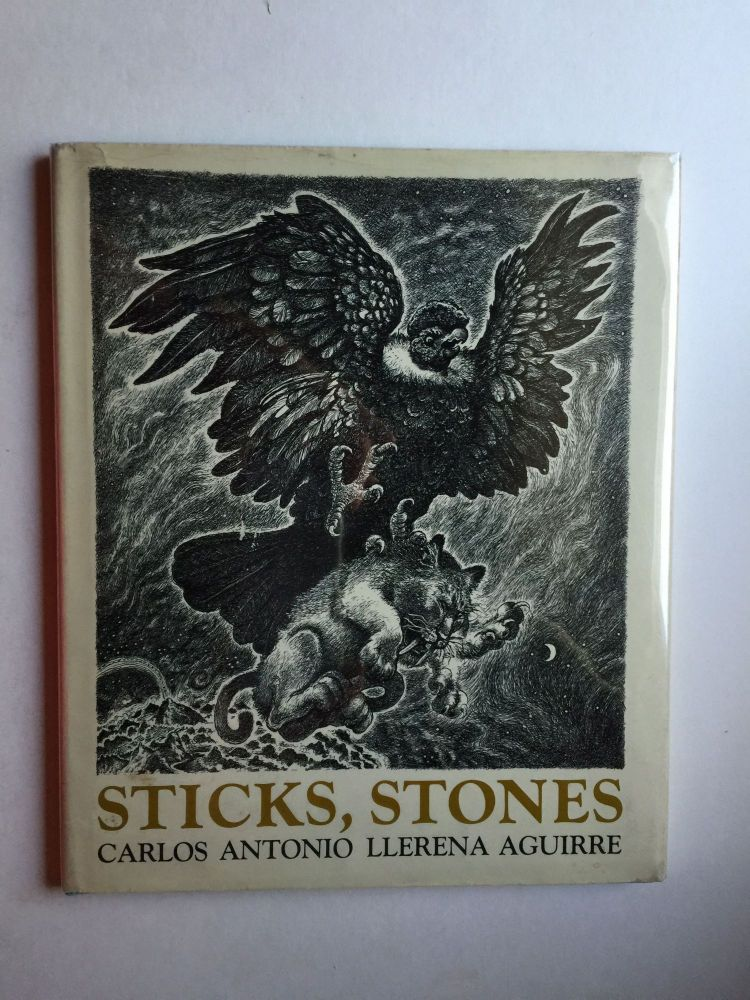 STICKS, STONES. Carlos Antionio Llerena Aguirre.