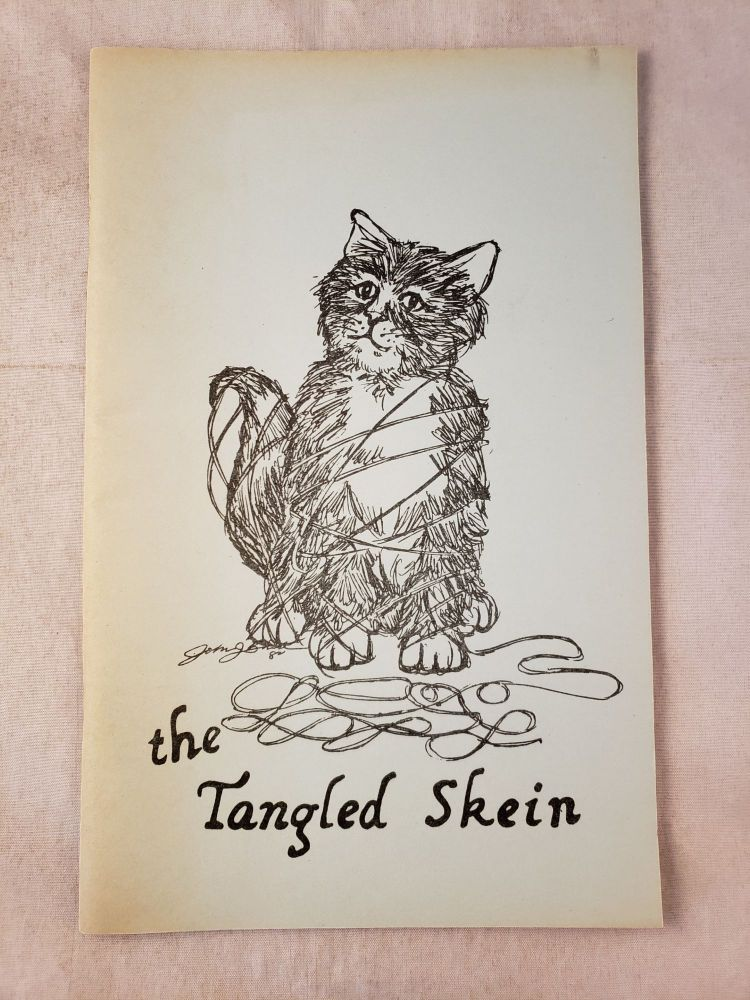 the Tangled Skein. Holly Tusing.