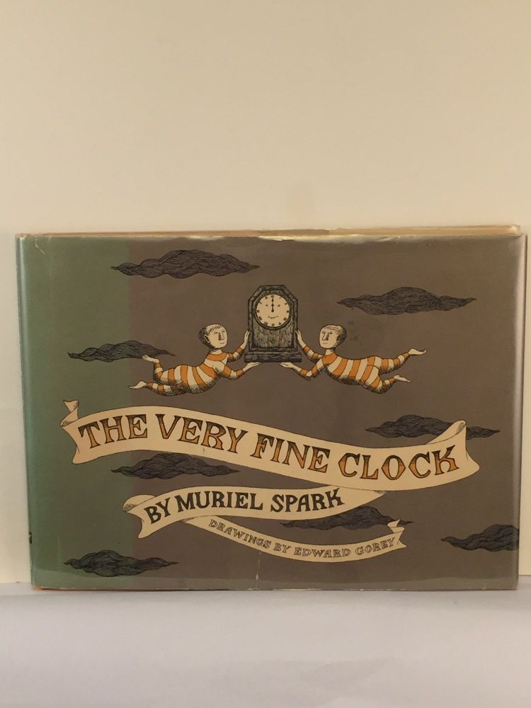 The Very Fine Clock. Muriel and Spark, Edward Gorey.