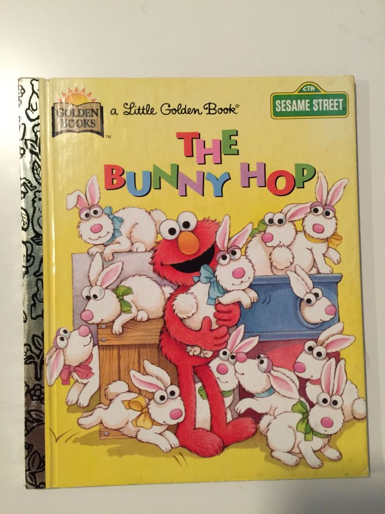 The Bunny Hop Featuring Jim Henson's Sesame Street Muppets. Sarah and Albee, Maggie Swanson.