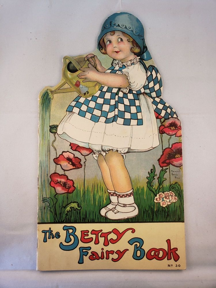 The Betty Fairy Book No. 30. Helen E. and Flint, Margaret Evans Price.