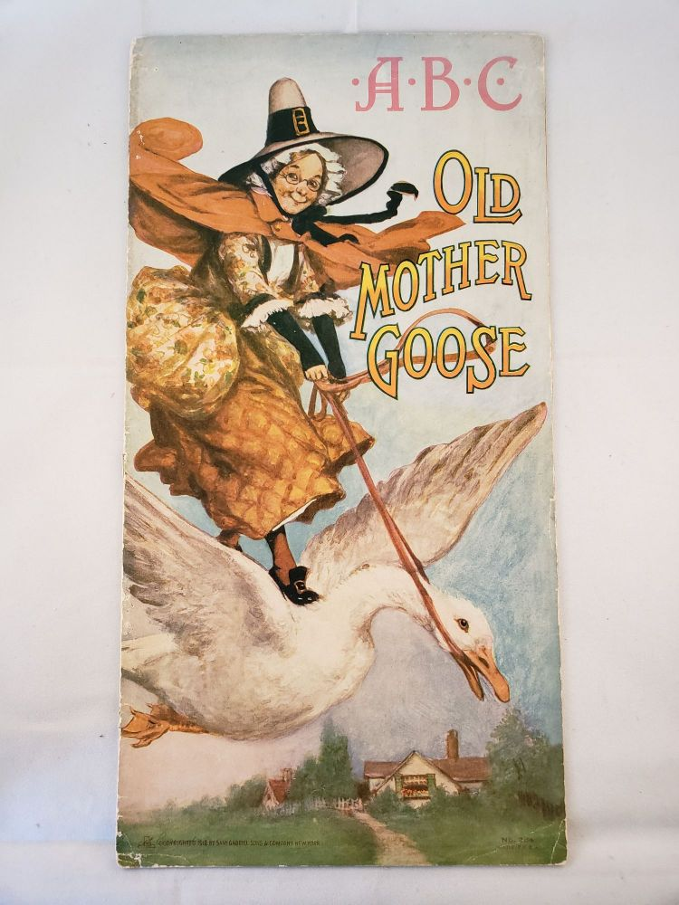 ABC Old Mother Goose. n/a.
