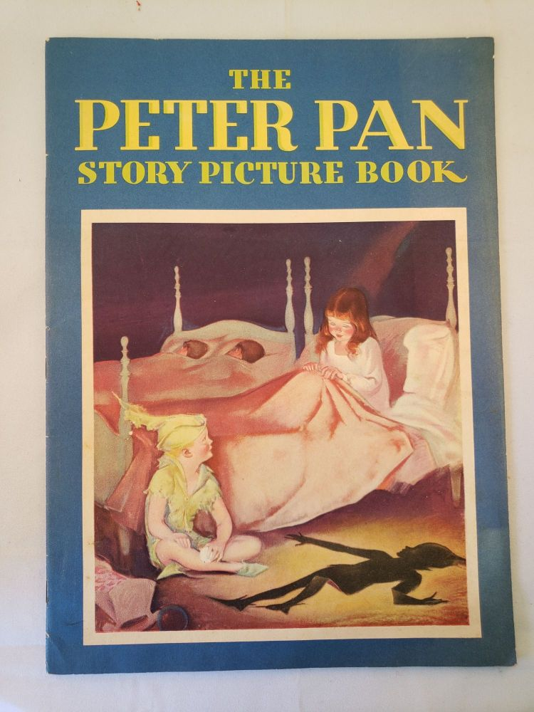The Peter Pan Story Picture Book. Roy Best.