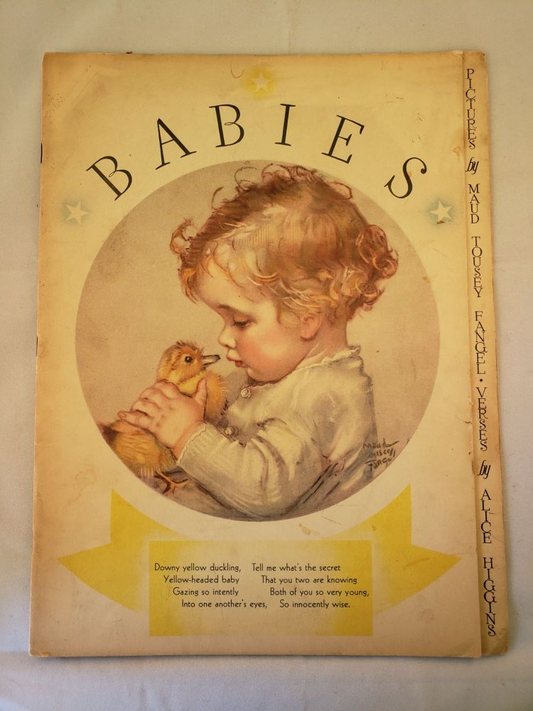 Babies. Alice and Higgins, Maud Tousey.