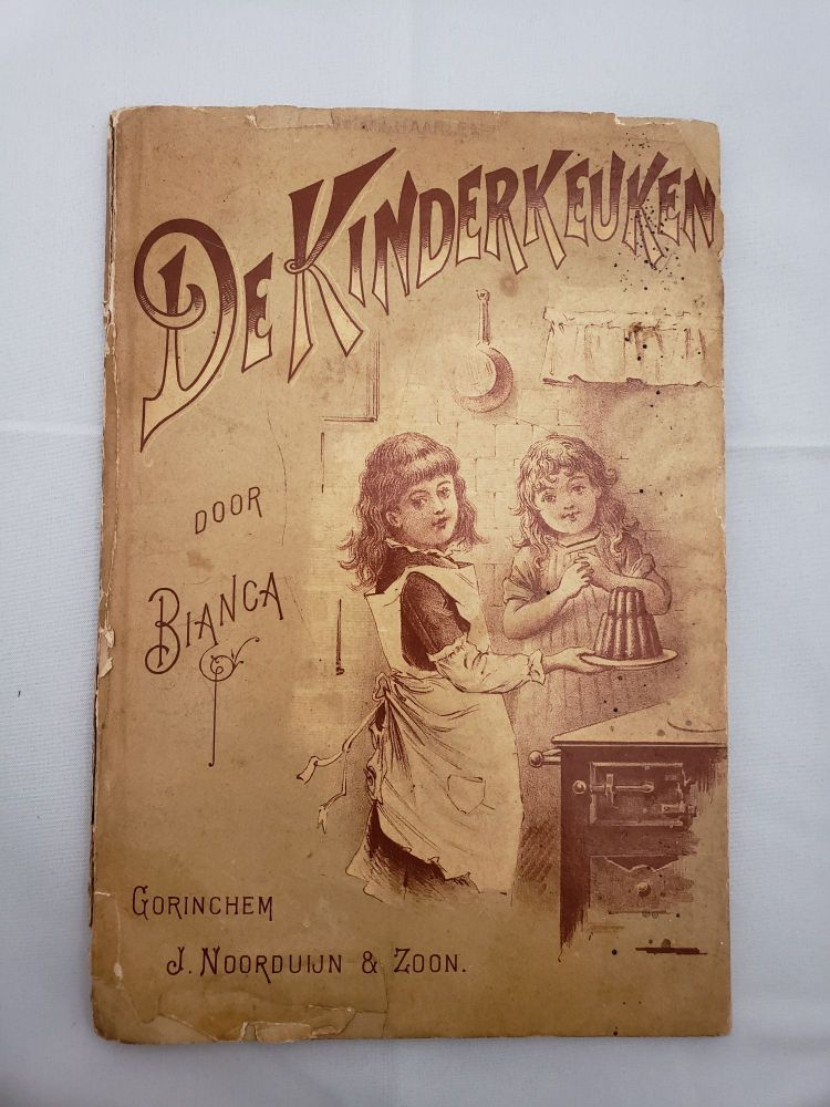 De Kinderkeuken [The Children's Kitchen]. Bianca.