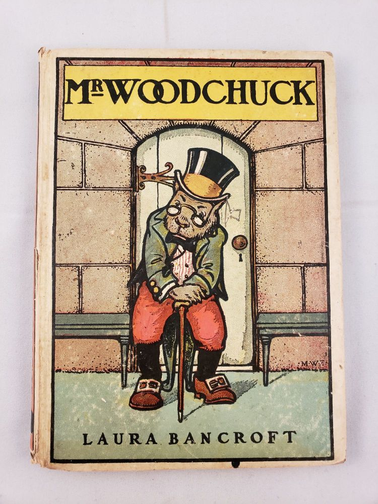 Mr. Woodchuck. Laura and Bancroft, Maginel Wright Enright, aka L. Frank Baum.