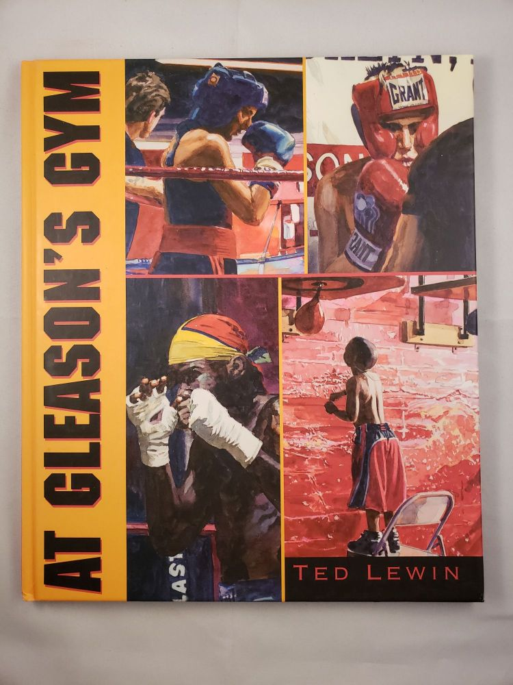 At Gleason's Gym. Ted Lewin.