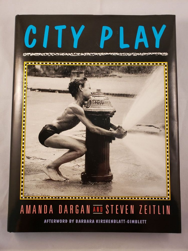 City Play. Amanda Dargan, Steven Zeitlin.