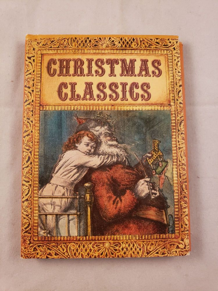 Christmas Classics favorite writings for the holiday season. Hallmark Cards.