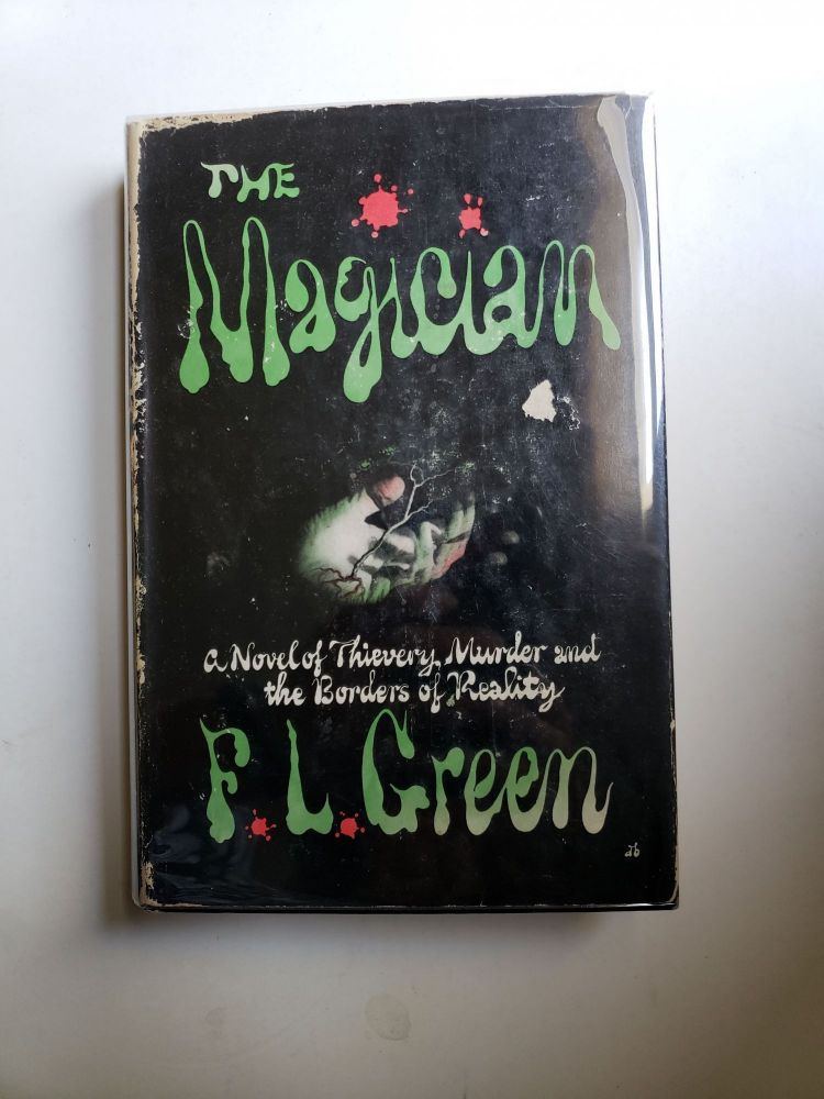 The Magician. F. L. Green.