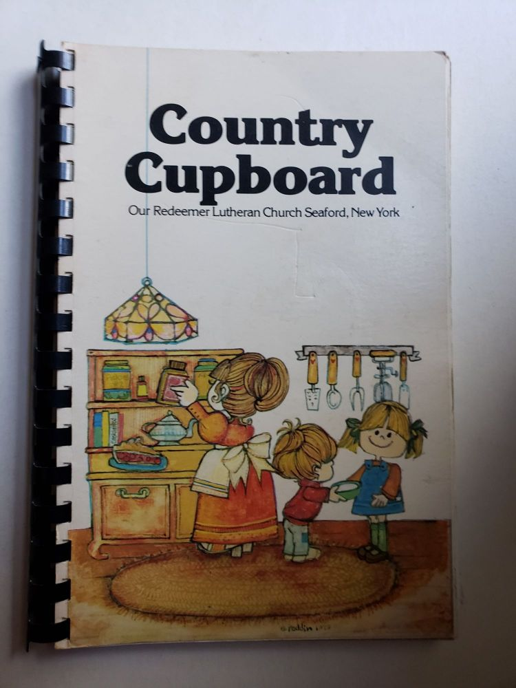 Country Cupboard. New York Our Redeemer Lutheran Church Seaford.