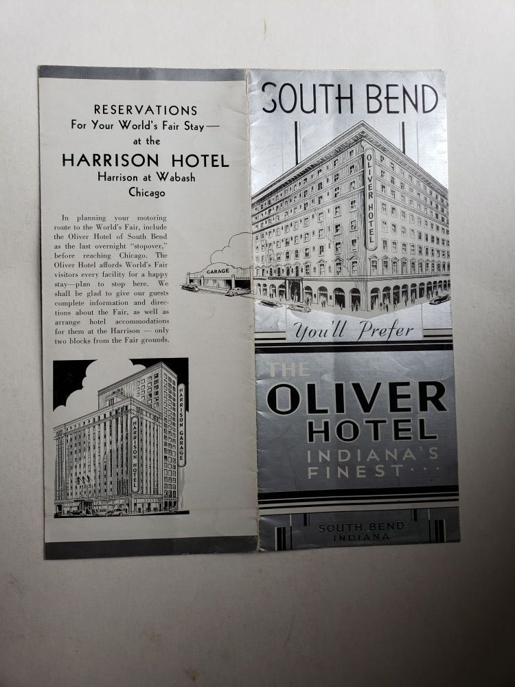 In South Bend You'll Prefer The Oliver Hotel Indiana's Finest. Oliver Hotel.