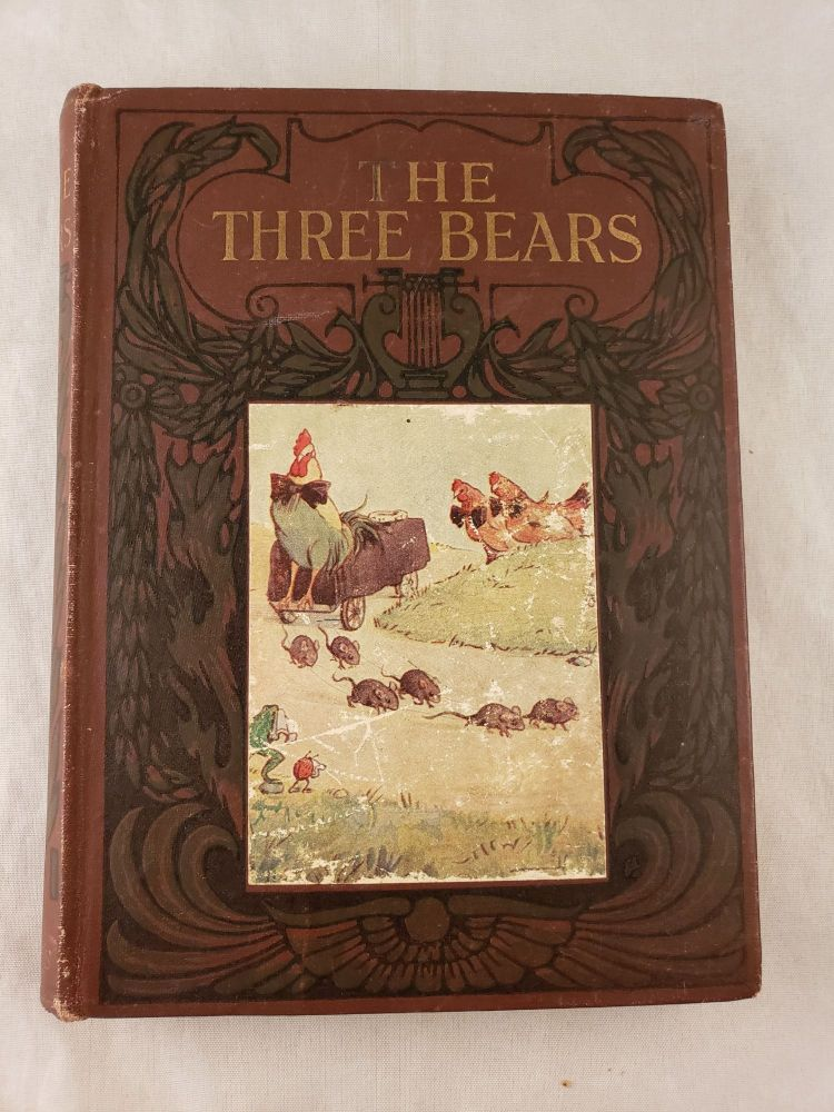 The Three Bears and Other Wonder Tales of Beasts From A Wonder Book of Beasts. F. J. Harvey Darton.