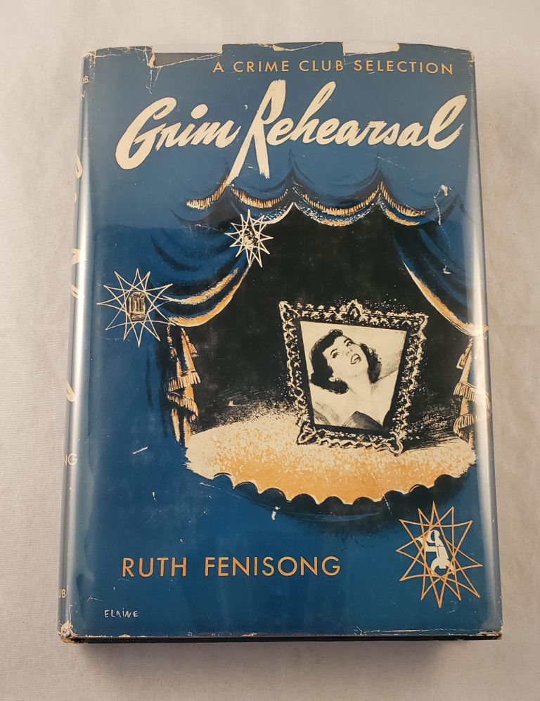 Grim Rehearsal. Ruth Fenisong.