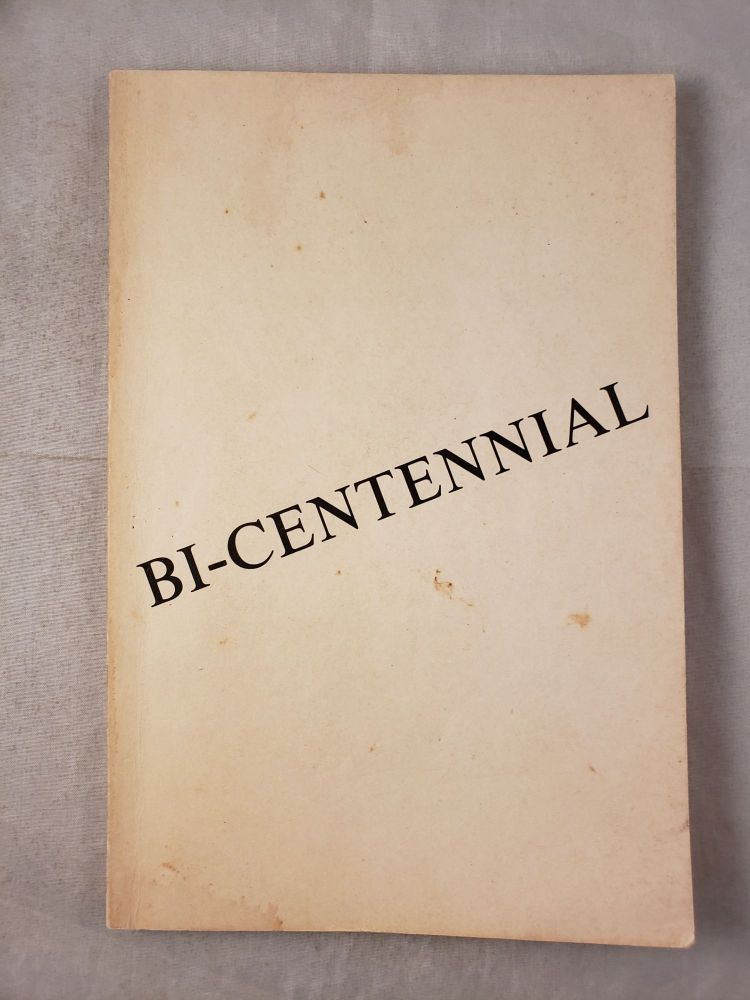 Bi-Centennial: History of Suffolk County, Comprising the Addresses Delivered at the Celebration of the Bi-Centennial of Suffolk County. Anonymous.