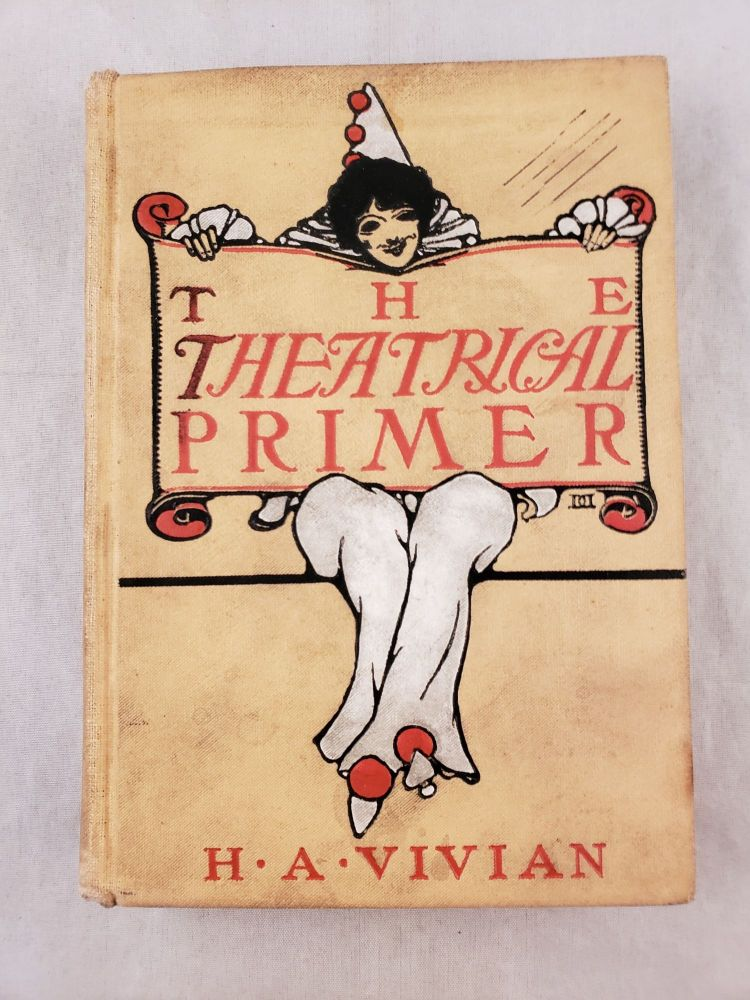 The Theatrical Primer. Harold Acton with Vivian, Francis Sagerson.