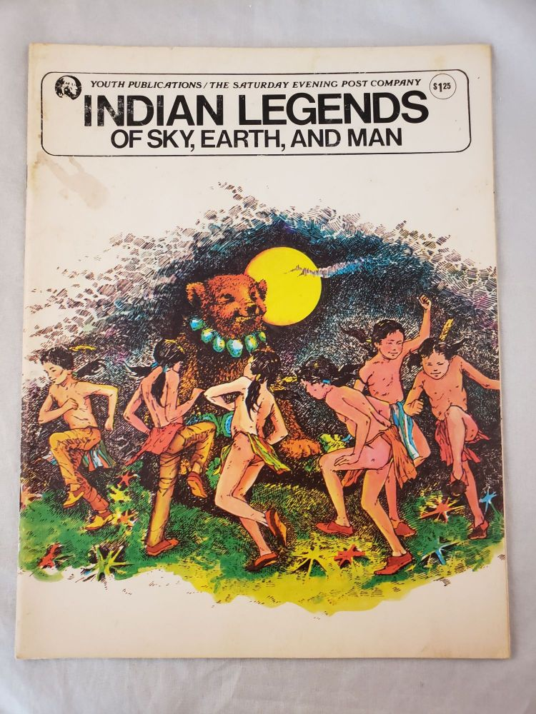Indian Legends Of Sky, Earth, and Man. Wiliam and Wagner, Jan Berkshire.