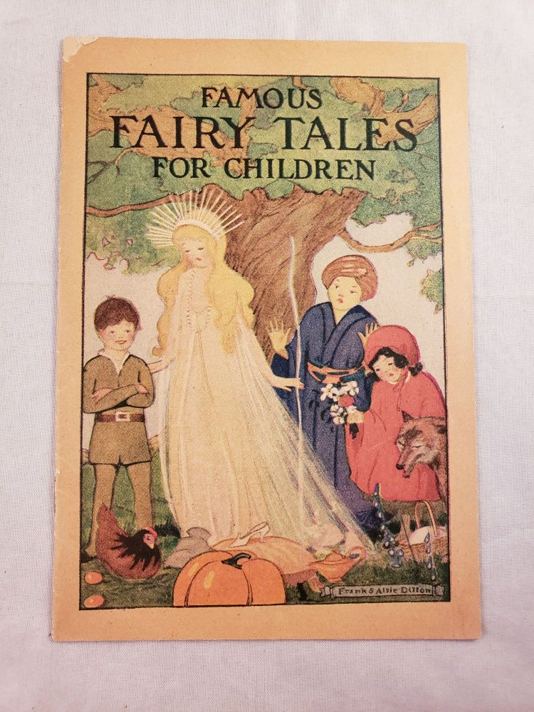 Famous Fairy Tales for Children