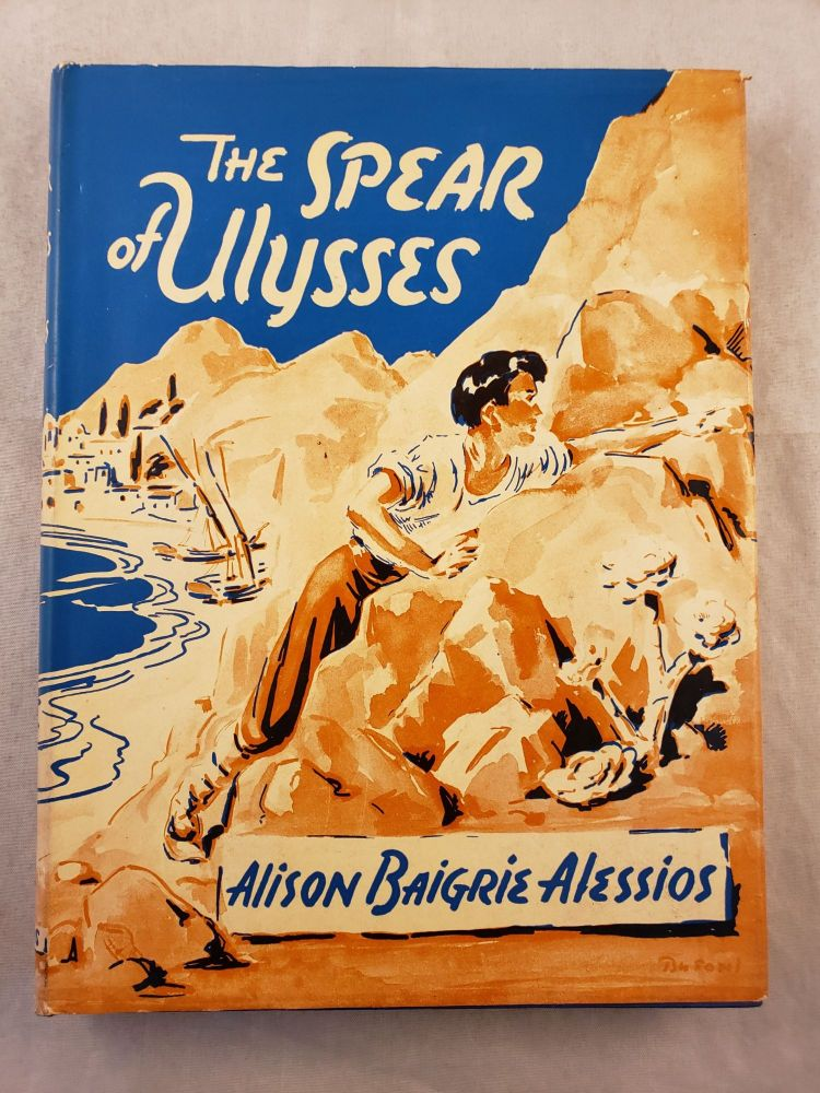 The Spear of Ulysses. Alison Baigrie and Alessios, Rafaello Busoni.