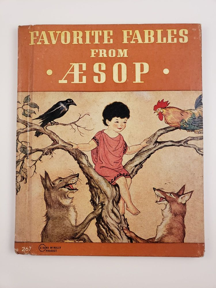 Favorite Fables from Aesop. Aesop with, Milo Winter.