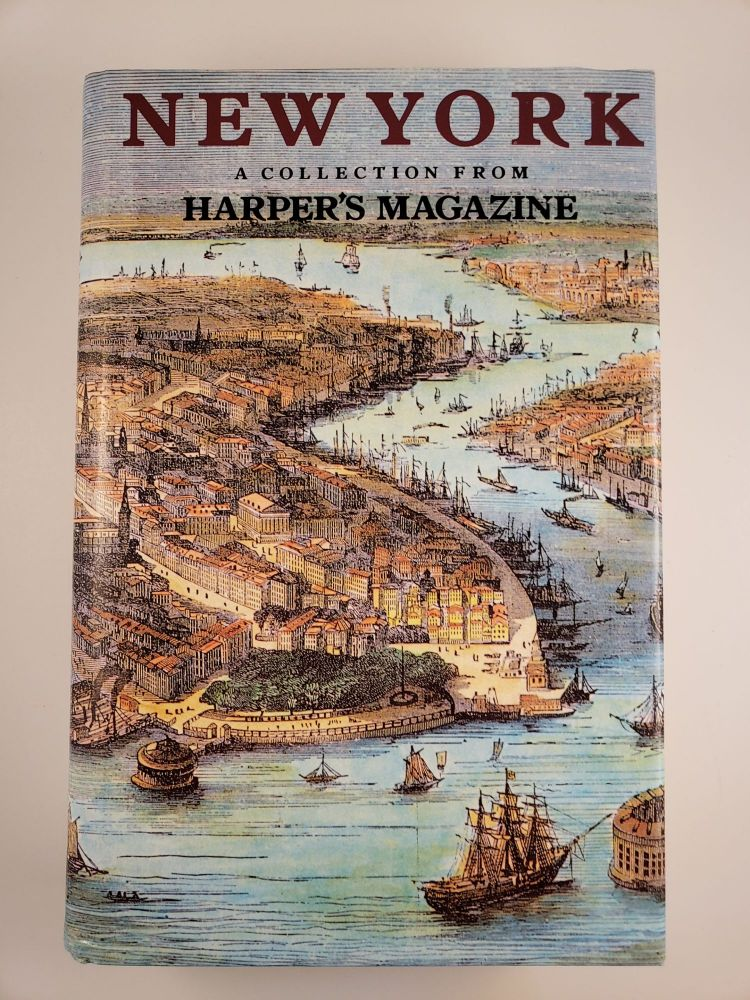 New York: A Collection from Harper's Magazine. Harpers.