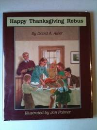 Happy Thanksgiving Rebus. David and Adler, Jan Parker.