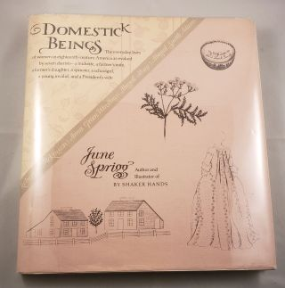 Domestick Beings. June Sprigg.