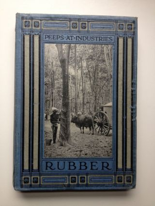 Peeps At Industries Rubber. Edith A. Browne