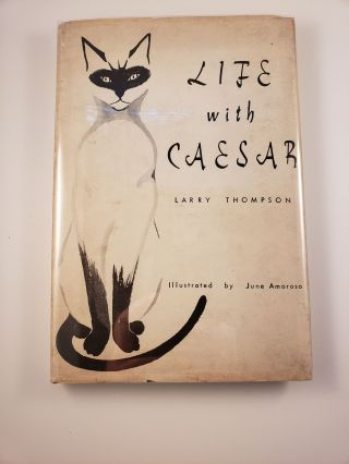 Life With Caesar. Larry  Thompson
