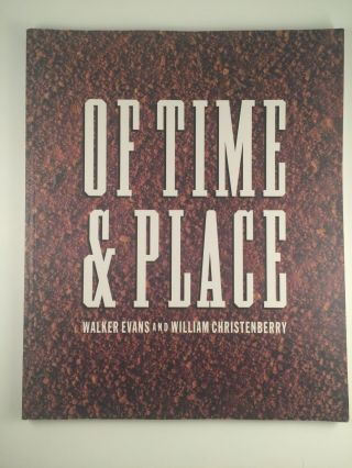 Of Time and Place. April 27 - June 24 Fort Worth: The Amon Carter Museum, 1990, three other...