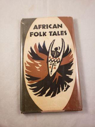 African Folk Tales. Charlotte and Wolf Leslau