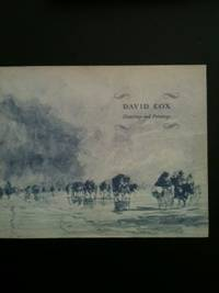 David Cox: Drawings and Paintings. Sept - Oct 1976.& New York: Davis London: Anthony Reed,...