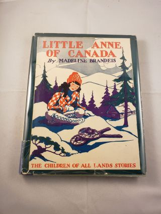 Little Anne of Canada. Madeline Brandeis