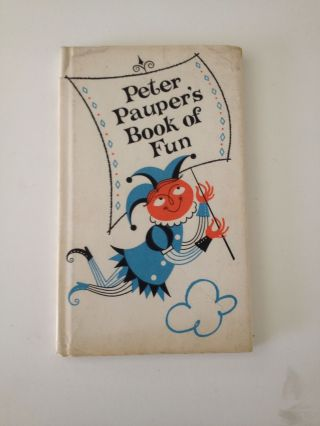 Peter Pauper's Book of Fun. Albert Eisler