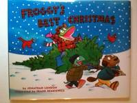 Froggy's Best Christmas. Jonathan and London, Frank Remkiewicz