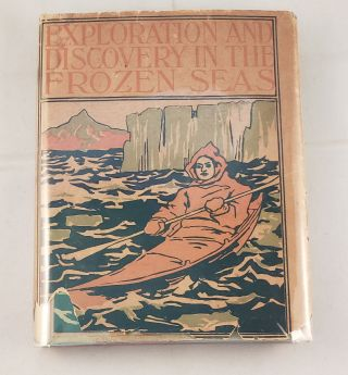 Altemus' Young People's Library: The Story Of Exploration And Adventure In The Frozen Seas....
