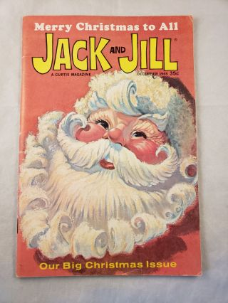 Jack and Jill: Vol 28, No 2, December 1965. Dr. Frederick Moffitt