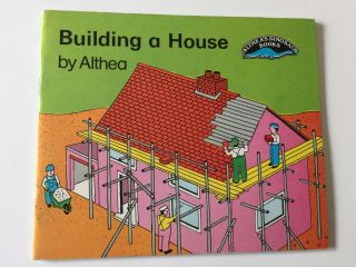 Building A House. Althea and, Colin King.