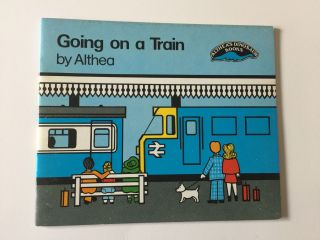 Going on a Train. Althea and, David L. Moore