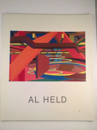 Al Held: New Paintings. October 2 - 26th New York: Andre Emmerich Gallery, 1985